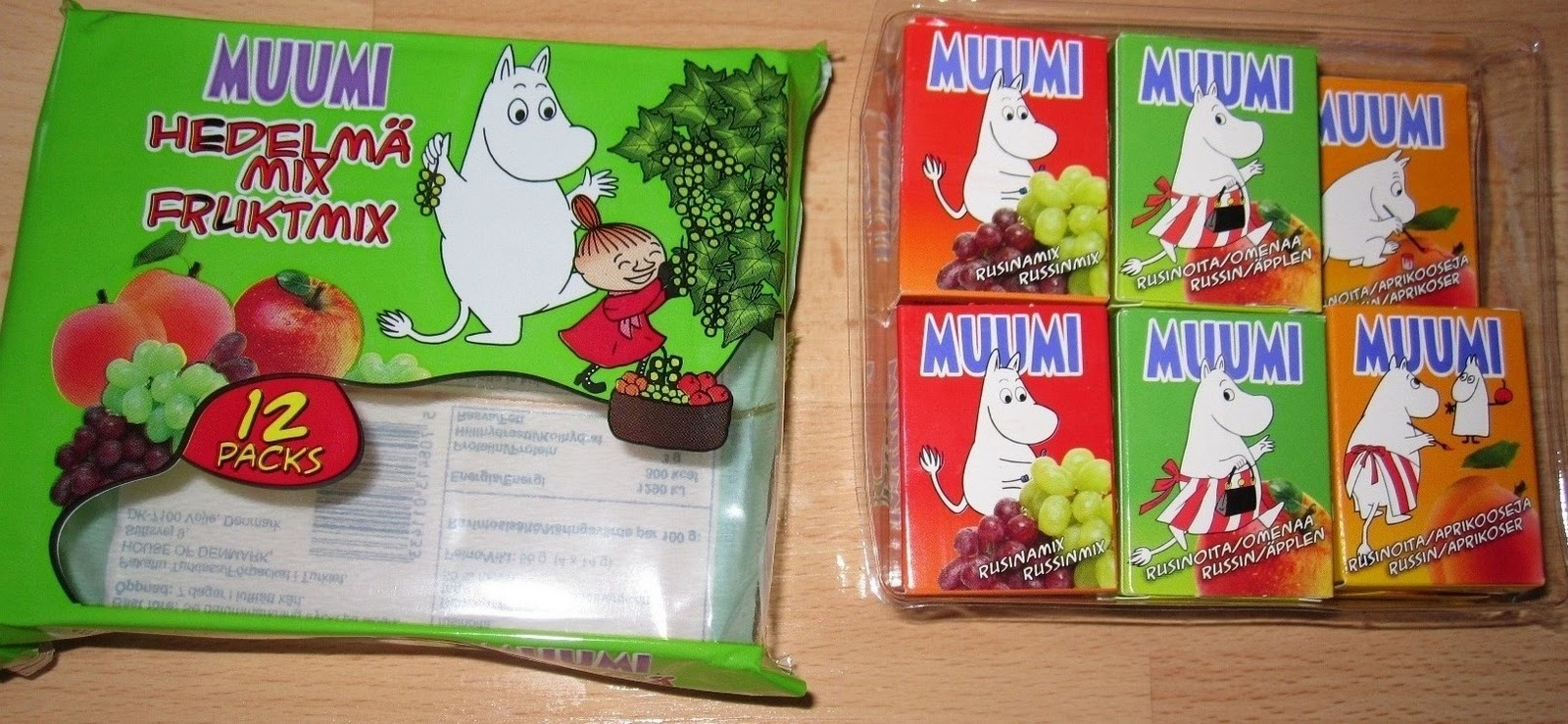 how to get to moomin world from helsinki