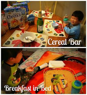 breakfast, kids, fun