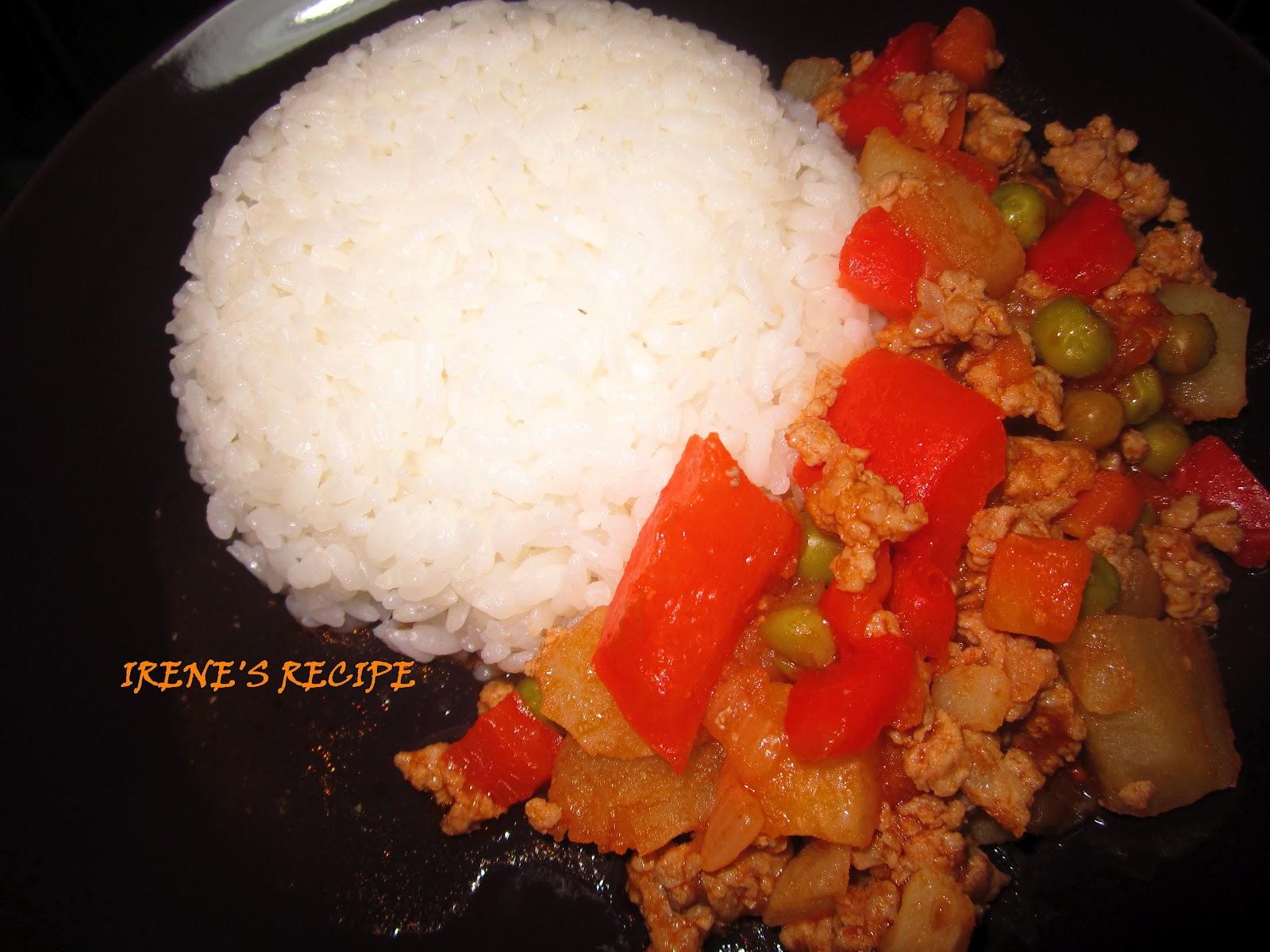 Ground Beef Afritada Recipe | Besto Blog