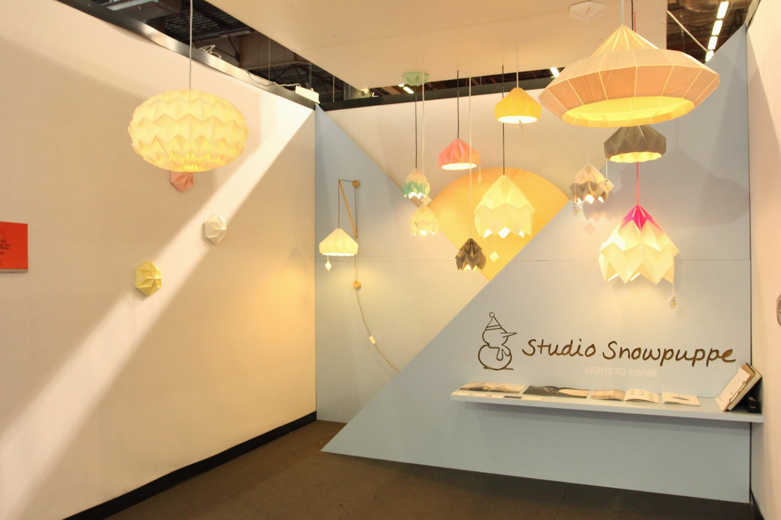 Studio Snowpuppe Lamp : Studio snowpuppe inspiration stories
