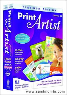 Print Artist Platinum v24.0 Retail Free