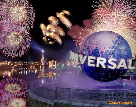 Ano Novo Reveillo Orlando Universal