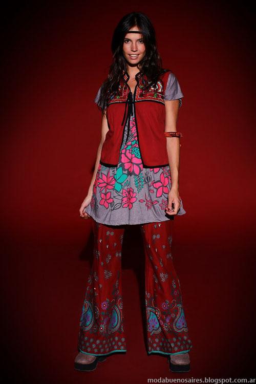 Chalecos moda invierno 2013 Sophya