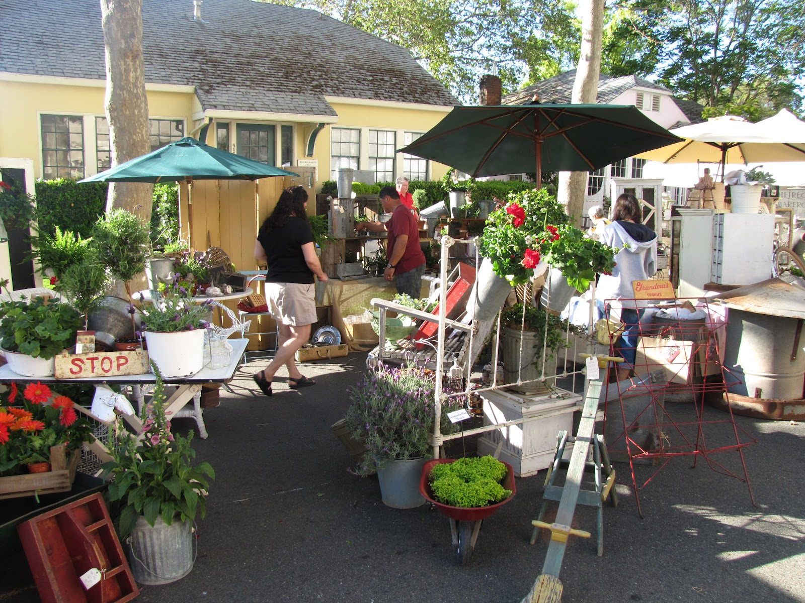The Antique Gardener Mes Amis Vintage Antiques Fall Show