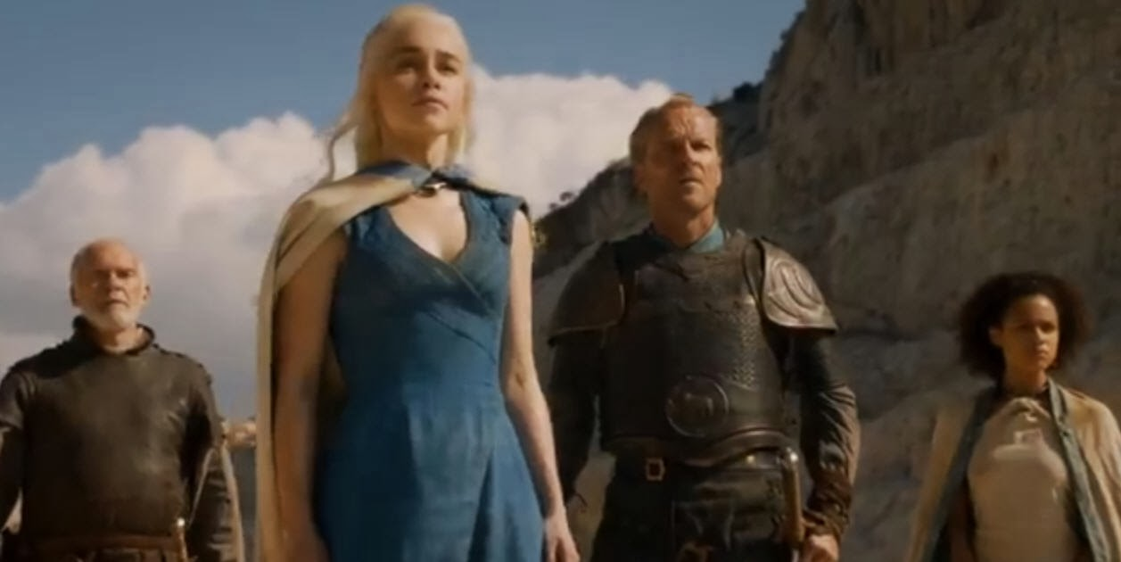 Game of Thrones Season 4 Trailers
