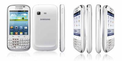 Samsung Galaxy Chat, handset bagi yang berkantong Tipis
