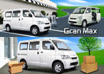 Exterior Daihatsu Gran Max Mini Bus