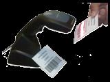 mesin antrian barcode
