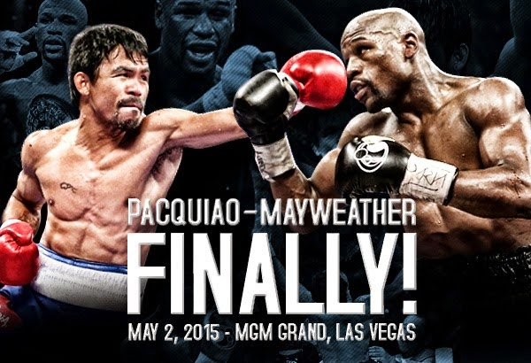 Mayweather vs Pacquiao Live Stream: Biggest payday in sports ...