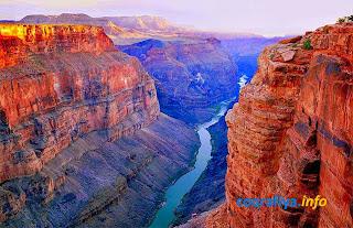 Kolorado vəya Böyük Kanyon