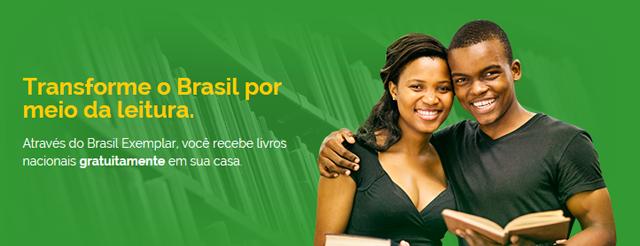 Brasil Exemplar #LeituraTransforma