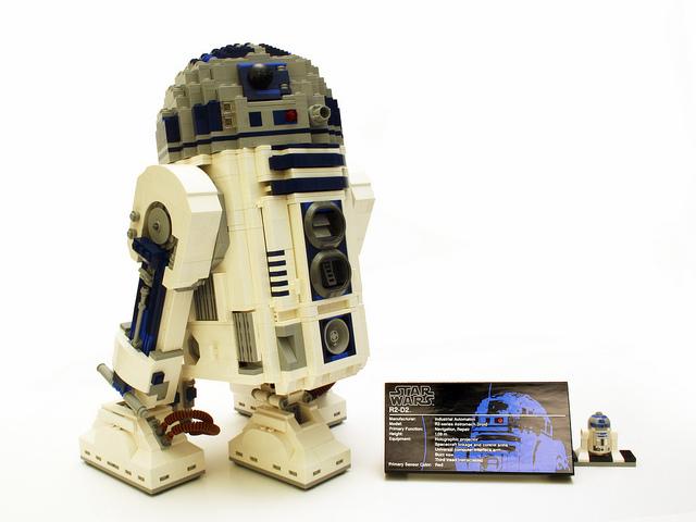 Boris bricks lego star wars 10225 r2 d2 review - Lego starwars r2d2 ...