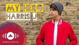 Lirik Dan Kunci Gitar Lagu Harris J - My Hero