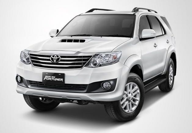 Grand New Fortuner VN Turbo 2.5 G AT TRD