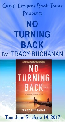 Tracy Buchanan: here 6/10/17