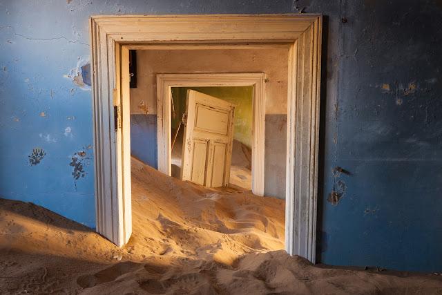 Abandoned / kolmaskop