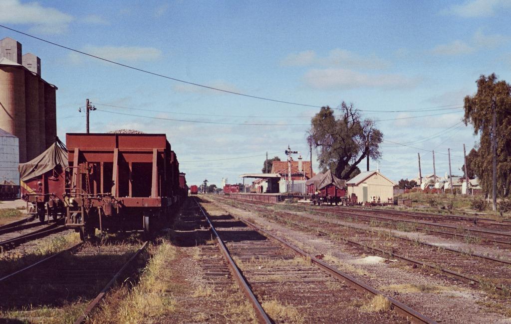 Wimmera Way Back When Railways Mildura Line