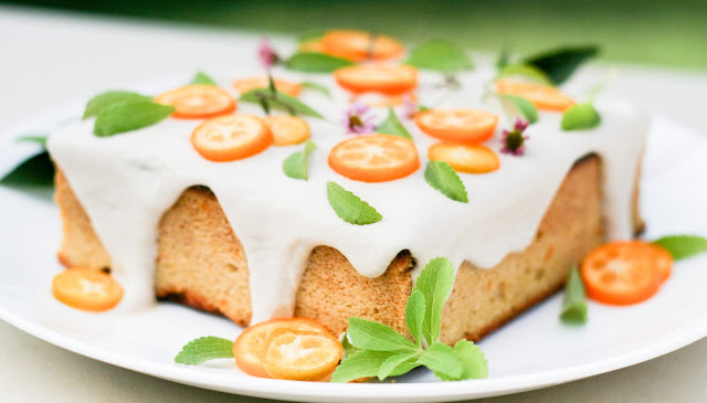 Things I like to make - Divine Sugar Free Orange Cake