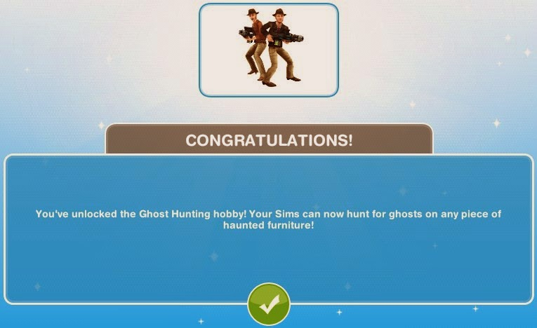 how to get a ghost in your house sims 4