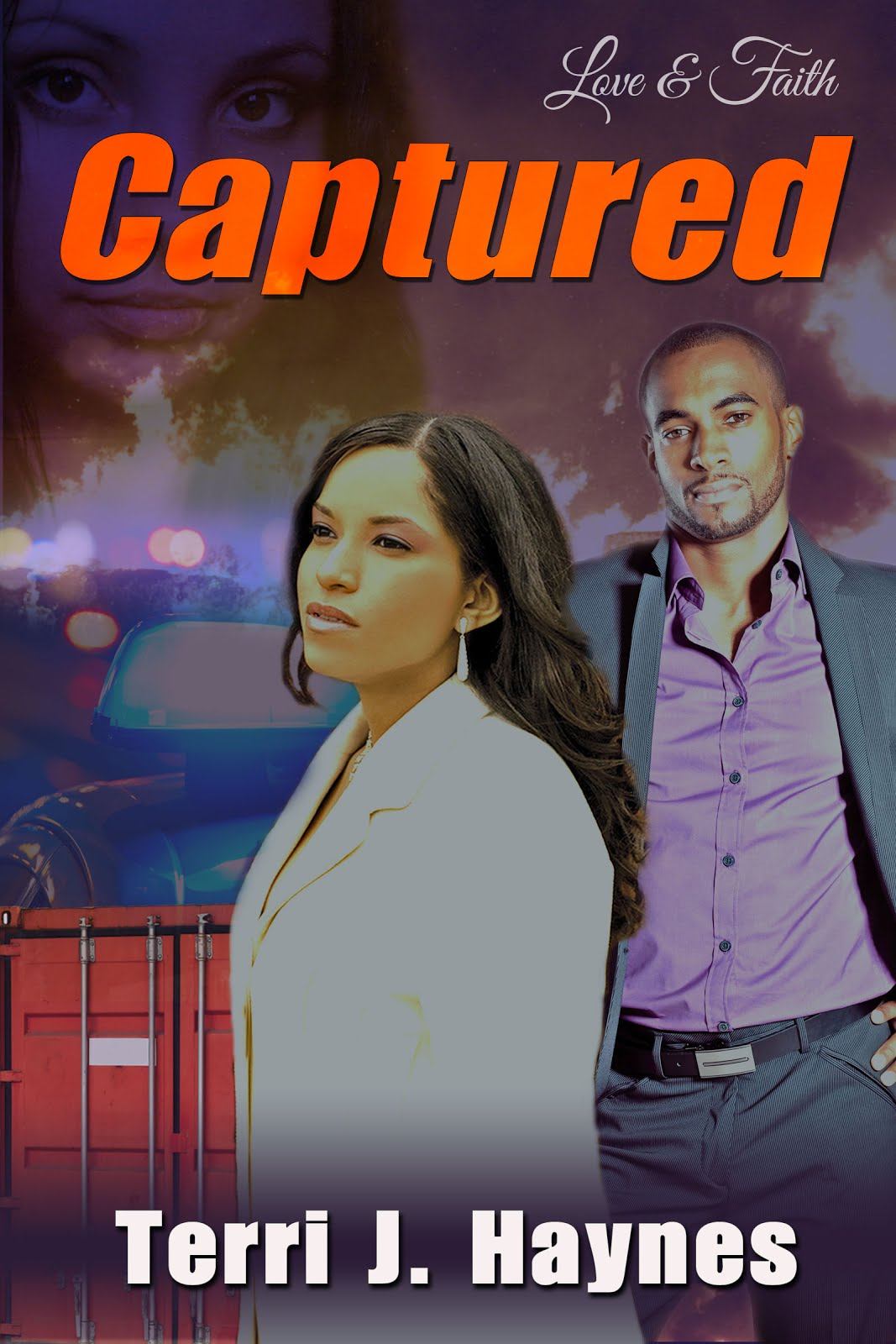 Pick up your copy of Captured today!