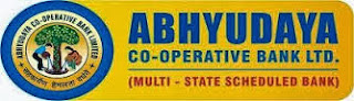 Abhyudaya Cooperative Bank Recruitment 2013