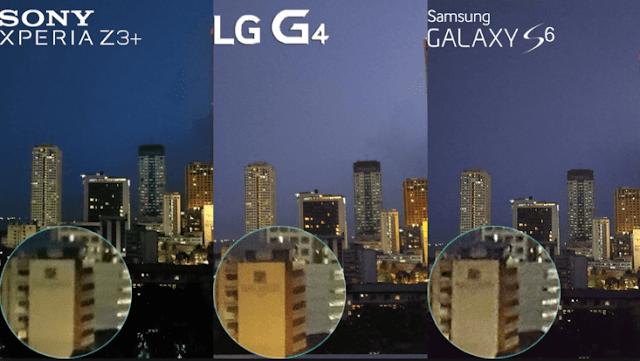 LG G4 Kamera 16MP