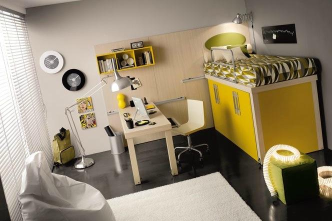 Hogares frescos espectaculares dise os para cuartos de for Diseno de cuartos pequenos para ninos