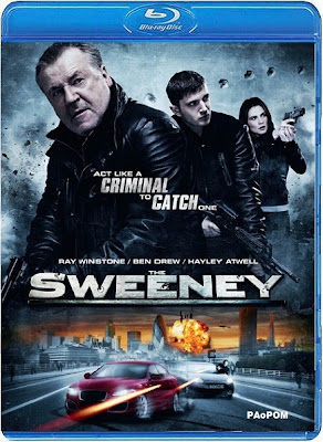 Filme Poster The Sweeney BRRip XviD &amp; RMVB Legendado