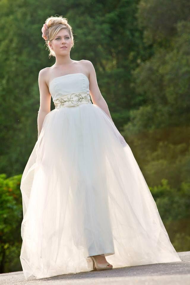 THE CONVERTIBLE WEDDING DRESS