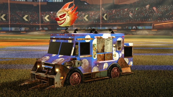 Rocket League Review Screenshot Car Customization
