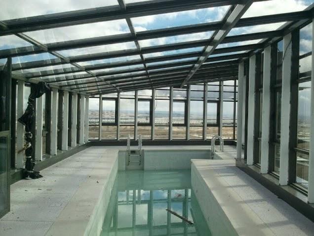 Fotos de cubiertas para piscinas fotos de cubiertas para for Techos para albercas
