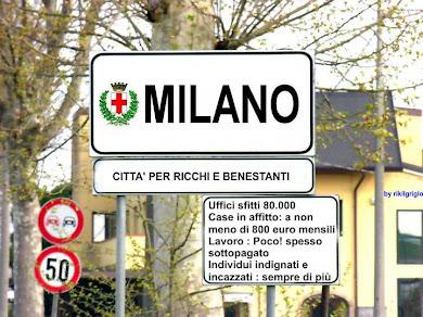 Milano Indignata!