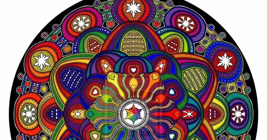 Global Time Machine  A Mandala Of Hindu Beliefs