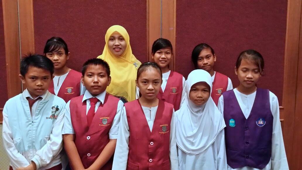 Sesi Penilaian Biasiswa Peneraju Tunas Geliga 2014 (Zon Sarawak)