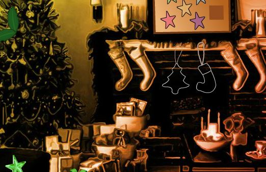 Games2Rule Christmas Decorated Room Escape