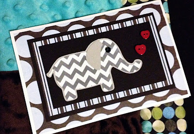 Free SVG ELEPHANT card paper craft shadow