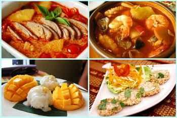 Một số địa chỉ ăn món Thái ngon ở Hà Nội, nha hang Thai, quan an Thai, mon thai ngon, mon an thai lan, am thuc, am thuc Thai Lan, mon ngon ha noi, diem an uong ngon, quan an ngon