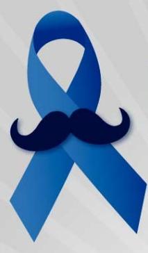 Novembro Azul - Previna-se contra o câncer de próstata