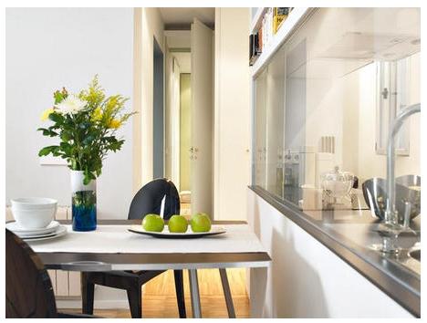 Piso peque o bien decorado y funcional decoraci n - Pisos bien decorados ...
