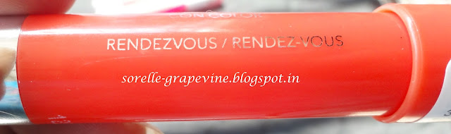 Revlon Just Bitten Kissable Lip Stain Rendezvous