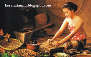 Jamu Tradisional dan Cara Pembuatan