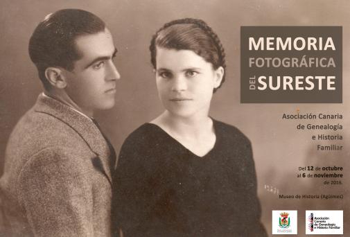 """""""Memoria fotográfica del Sureste"""" en el Museo de Historia de Agüimes"""