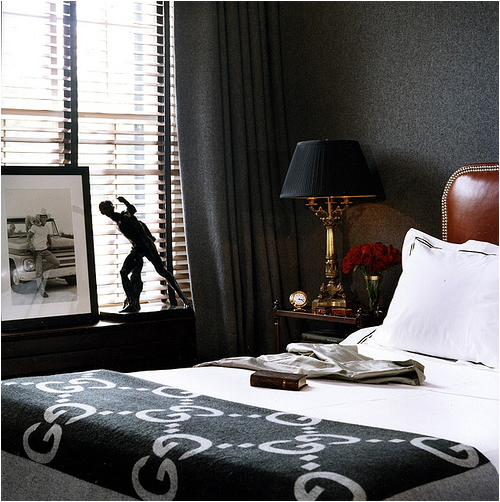 Key Interiors By Shinay Masculine Interior Bedrooms