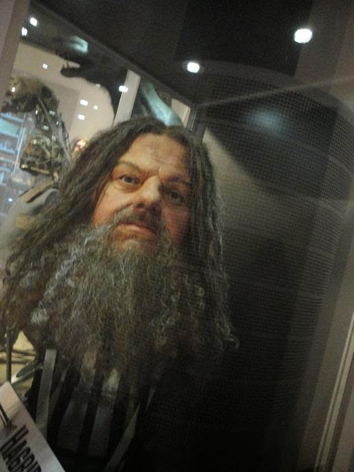 Hagrid - Visitando os Estúdios de Harry Potter em Londres