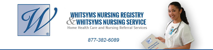Whitsyms Nursing At Your Service