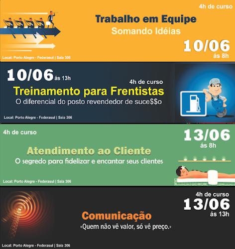 Confira Nossos Treinamentos de Junho 2016 em Porto Alegre - Traga Sua Equipe!