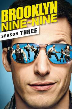 Brooklyn Nine-Nine 3ª Temporada Torrent - WEB-DL 720p Dublado