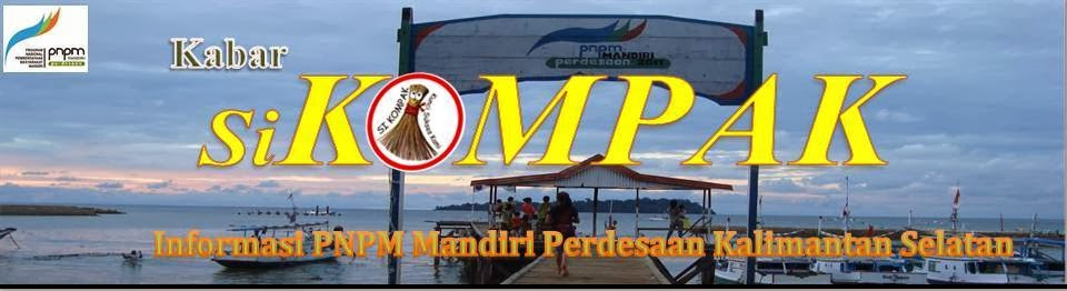 PNPM Mandiri Perdesaan Kalimantan Selatan