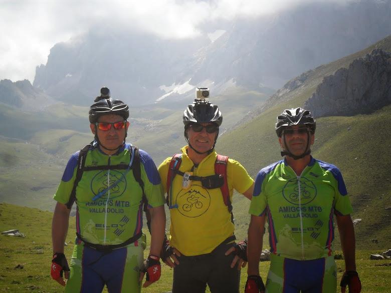 Travesía por el Parque Nacional de los Picos de Europa.12.07.2014