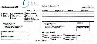 Bienvenido a banco jcw for Solicitud de chequera